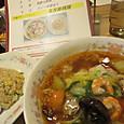 五目マーボ麺
