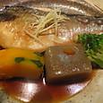 鯖の生姜煮