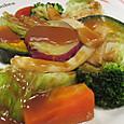 色々蒸し野菜