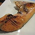 銀鮭のカマ