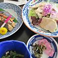 鰆の西京焼きと近江の黒鶏サラダセット