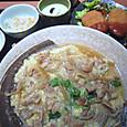 豚肉の柳川鍋