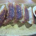 肉屋の餃子