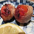 トマトの豚肉巻