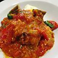 サバのトマト煮カレー風味