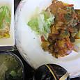 鶏と野菜の煮込み