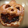 ハロウィンのパイ
