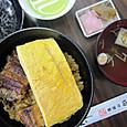 鰻の錦糸丼