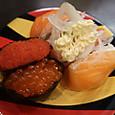ハロウイン寿司5貫盛り