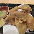海老芋の天ぷら