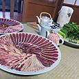 カモスキのカモ肉